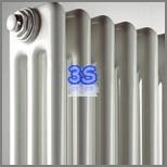 Caloriferi tubolari acciaio