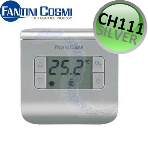 3s termostato ambiente batteria fantini cosmi ch110 ch111 for Termostato fantini cosmi ch110 istruzioni