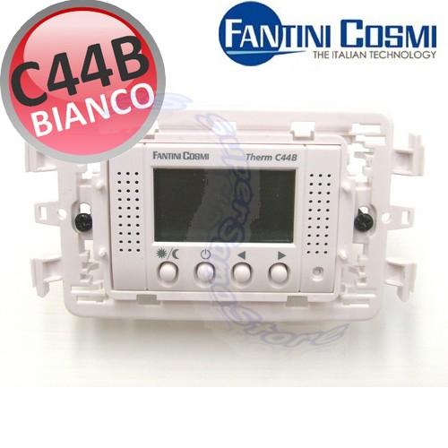 Termostati f on off c44b termostato ambiente digitale for Termostati fantini cosmi prezzi