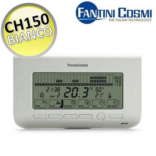 Cronotermostati f settimanali cronotermostato for Istruzioni termostato fantini cosmi