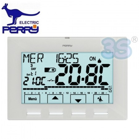 Perry electric super sama store idraulica elettronica for Perry 1crcr028b