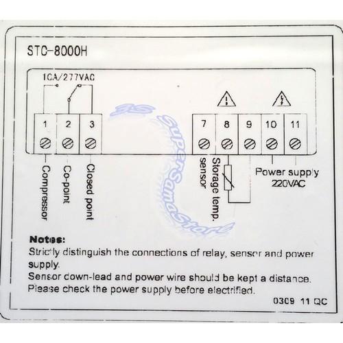Schema Elettrico Termostato Frigo : Termostati controlli temperatura controllore di