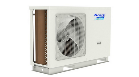 Pompe di calore mini chiller aria-acqua R32