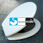 Sedili wc SCALA - Ideal Standard