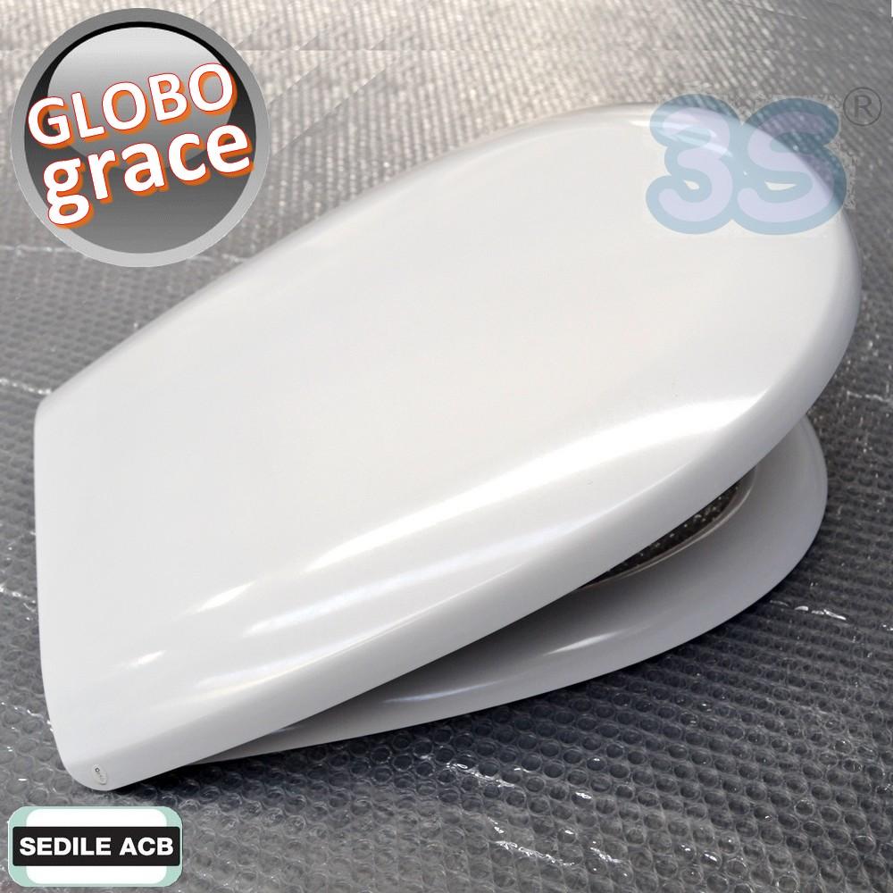 Ceramica Globo Modello Grace.Serie Grace Globo Sedile Per Wc Grace Ceramica Globo In