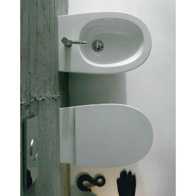 4ALL - GLOBO : Coppia sanitari sospesi 4ALL - Ceramica Globo wc ...