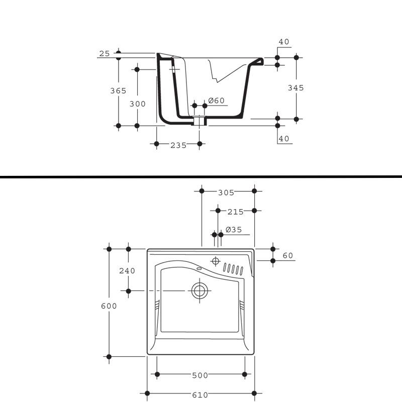 Lavatoio Ceramica Dolomite Lago.Lavatoi E Lavanderie Lavatoio Lago 60x61 Ceramica Dolomite Completo Di Mobile E Asse In Legno Super Sama Store Idraulica Elettronica E Hobbistica A Prezzi Imbattibili