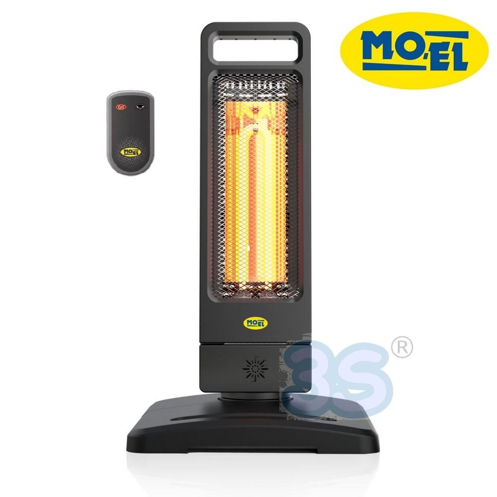 3s stufa elettrica infrarossi guadalupa mo el 1200 w for Stufa catalitica o infrarossi
