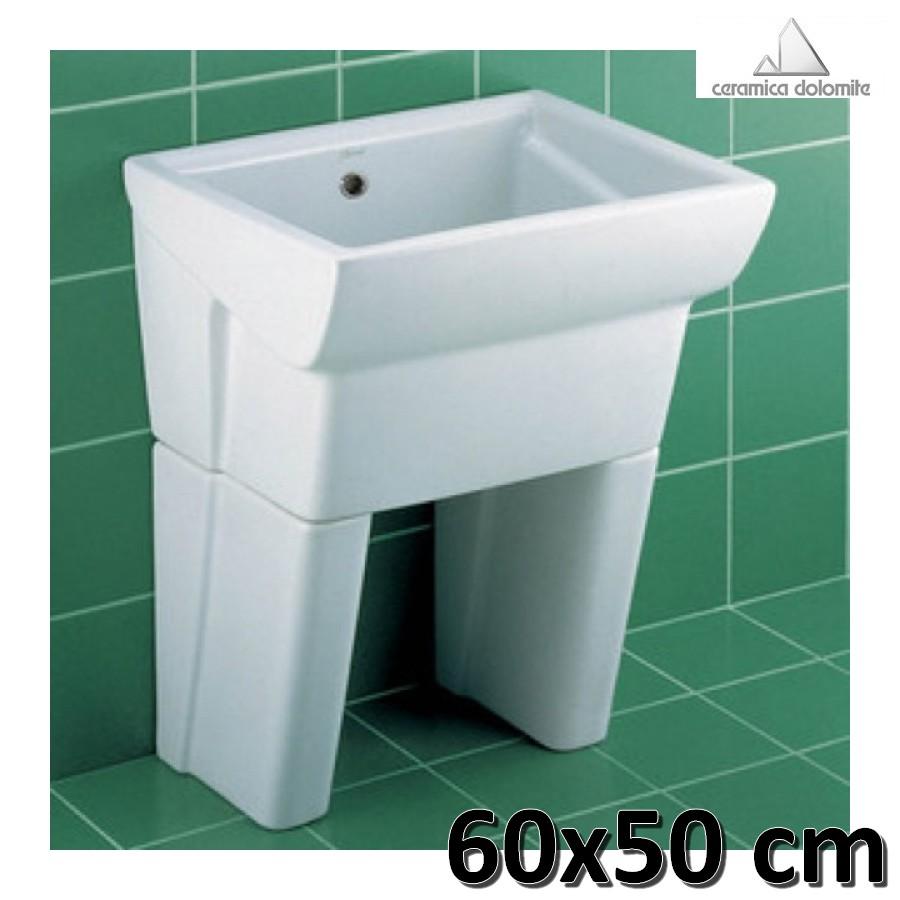 LAVATOI e LAVANDERIE : Lavatoio con colonne in ceramica MESSICO 2 ...