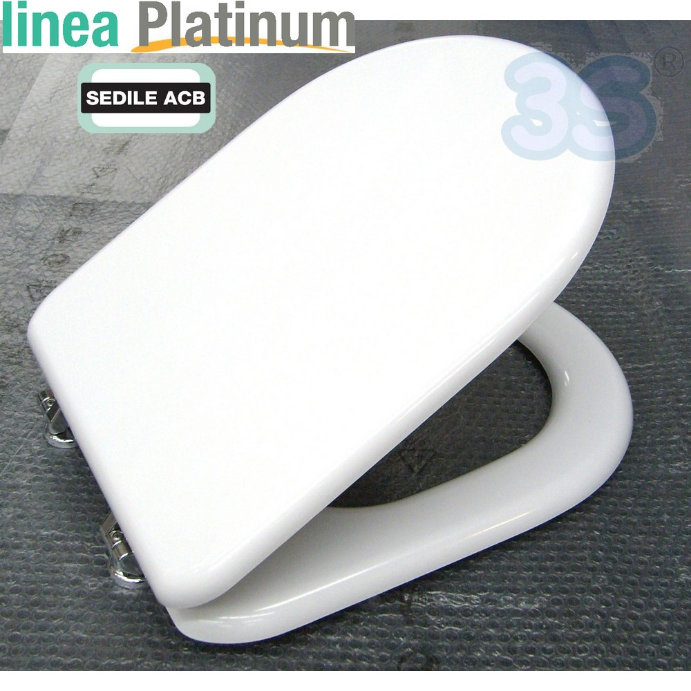 Sedile Acb Ideal Standard.3s Seat Toilet Seat Ideal Standard Exedra Soul Wood Brand Acb Platinum Ebay