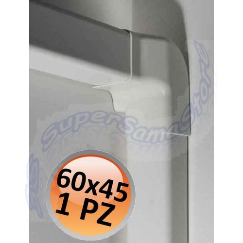 60x45 mm mono split raccordo angolo verticale destro for Raccordo casa verticale