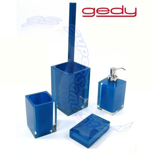 3s rainbow gedy set 4 accessori da bagno complementi d - Accessori bagno gedy ...
