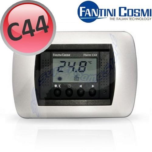 Termostati f on off c44 termostato ambiente digitale for Termostati fantini cosmi prezzi