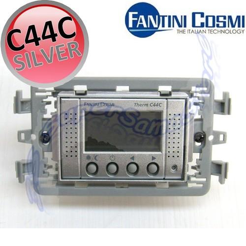 Termostati f on off c44c termostato ambiente digitale for Fantini cosmi ch140gsm prezzo