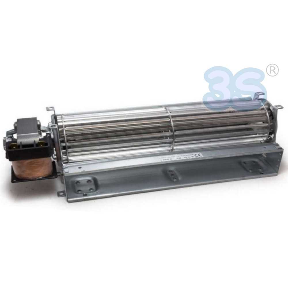 3s ventilatore ventola tangenziale sinistro 300 mm stufa for Ventilatore refrigerante