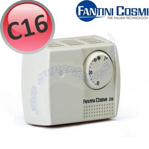 Termostati f on off super sama store idraulica for Fantini cosmi c16