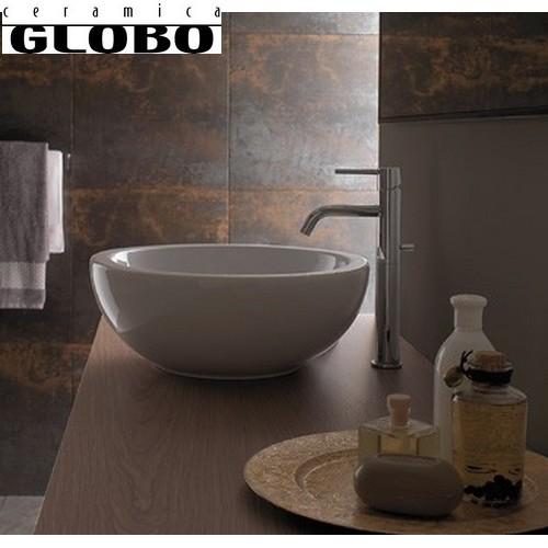 Ceramica Globo Concept.Details About 3s Lavabo D Appoggio D Arredo Forty3 O 42 Cm Ceramica Globo Sc042 Bi Tondo Nuovo
