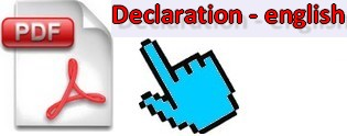 Declaration F-GAS - English language