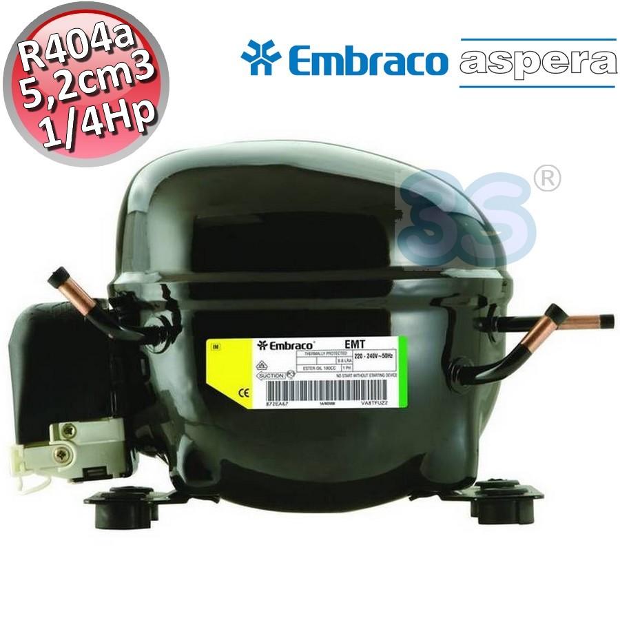 3S Verdichter Kompressor Kühlschrank EMBRACO ASPERA EMT2125GK R404A LBP CSIR