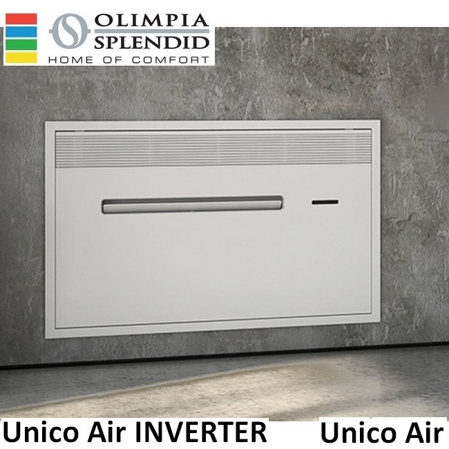 3S KIT INSTALLAZIONE AD INCASSO UNICO AIR e AIR INVERTER OLIMPIA ...