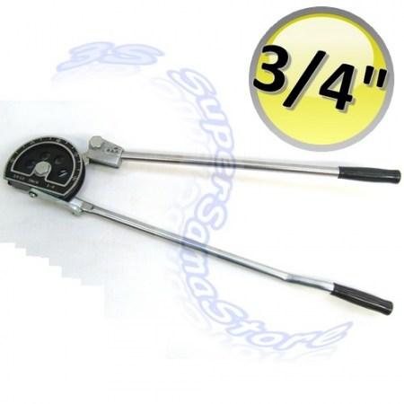 """22 mm CURVE 180° 3S PIEGA TUBI CURVATUBO A PINZA LEVA per TUBI in RAME da 7//8/"""""""