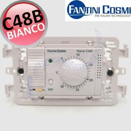 Termostati f on off super sama store idraulica for Fantini cosmi c48
