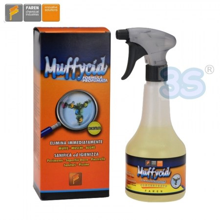 Muffycid Faren - elimina muffa igineizzante spray 414500IT