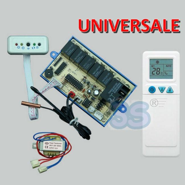 3s Scheda Universale Telecomando Per Climatizzatore