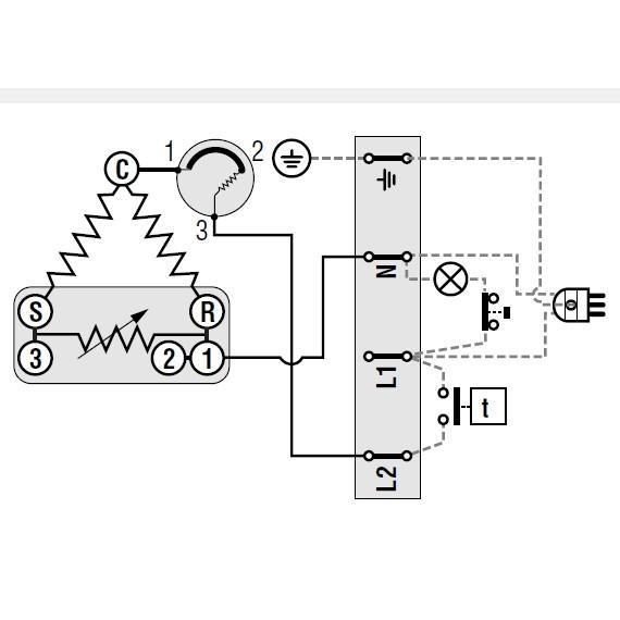Schema Elettrico Termostato Frigo : Compressori per gas r a compressore