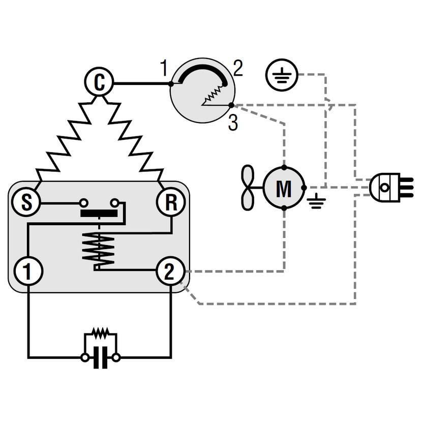 Schema Collegamento Gruppo Frigo : Compressori per gas r a compressore ermetico