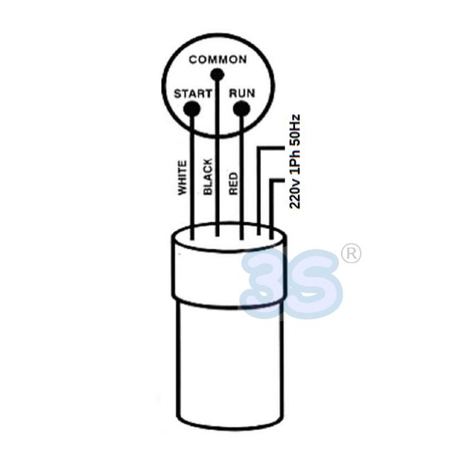 Schema Elettrico Termostato Frigo : Condensatori componenti elettriche serie relays di