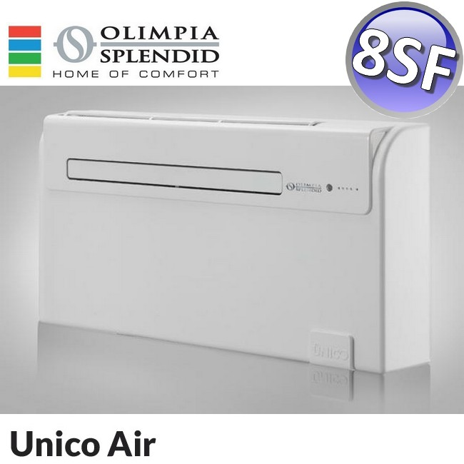 3s neu olimpia splendid unico air 8 sf 1 8 kw klimaanlage ohne ausseneinheit ebay. Black Bedroom Furniture Sets. Home Design Ideas