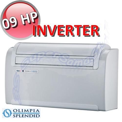 3s unico 09 hp inverter olimpia splendid monobloc climatiseur r versible chaud ebay. Black Bedroom Furniture Sets. Home Design Ideas