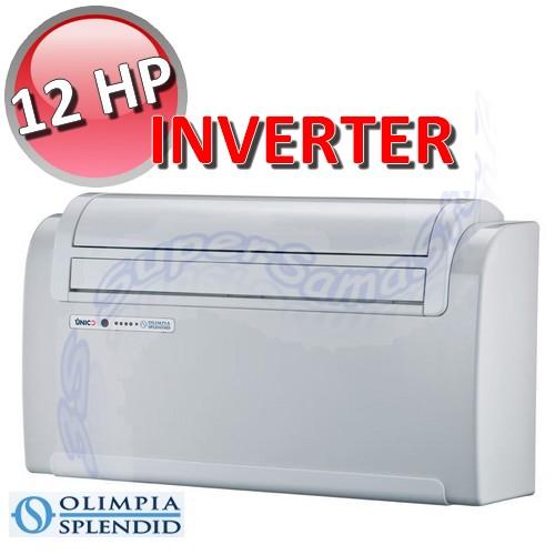 3s climatiseur unico 12 hp inverter avec pompe à chaleur sans