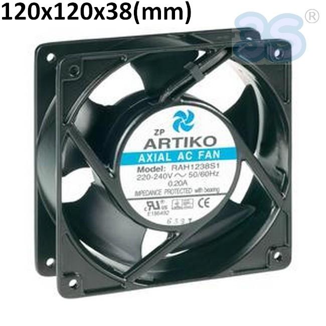 3s ventilatore ventola di raffreddamento assiale for Ventilatore refrigerante