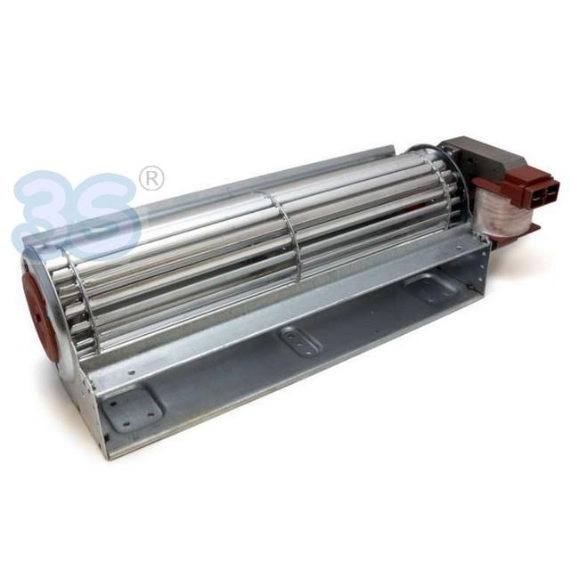 3s ventilatore ventola tangenziale motore destro 240 mm for Ventilatore refrigerante