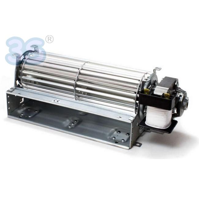 3s ventilatore raffreddamento tangenziale destro 180 mm for Ventilatore refrigerante